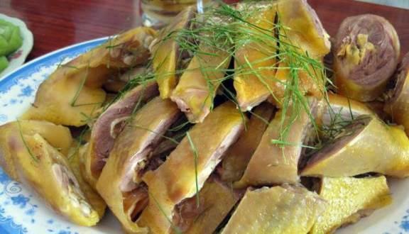 các loại gà sơn tây