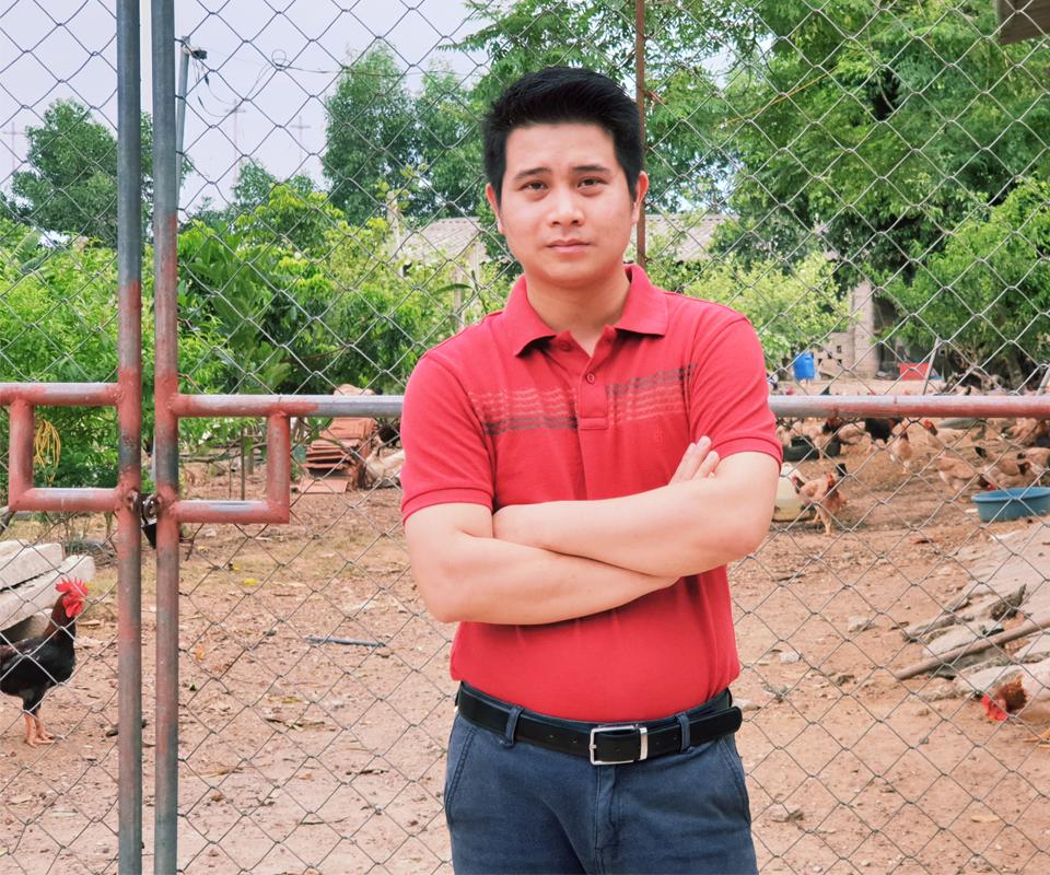 Đặng Duy Linh, CEO Gà chạy bộ
